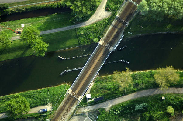 Arnemuiden Railroad Bridge