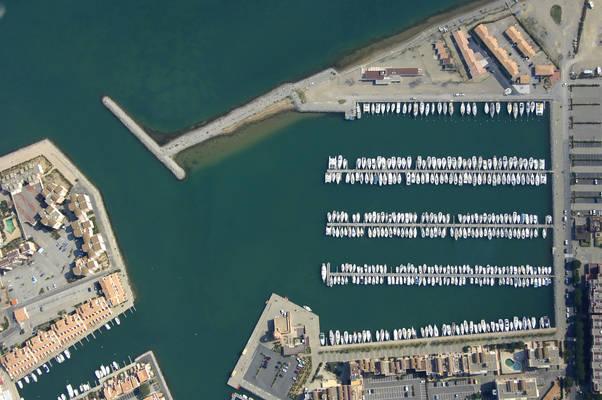 Gruissan Basin 2 Marina