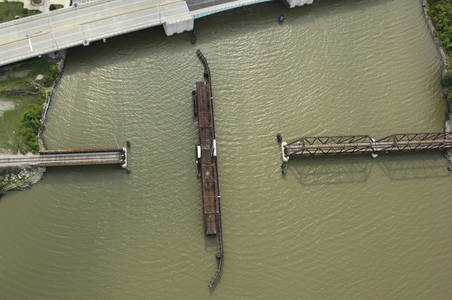 Bay City Railroad Bridge