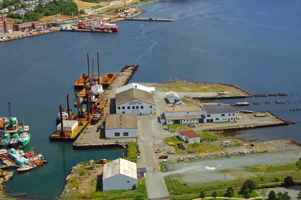 Dartmouth Marine Slips Harbour