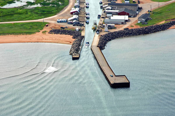 Tignish Harbour Inlet
