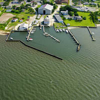 Harkers Island Fishing Center and Marina