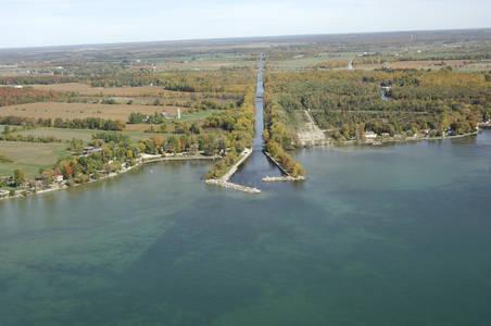 Talbot River Inlet