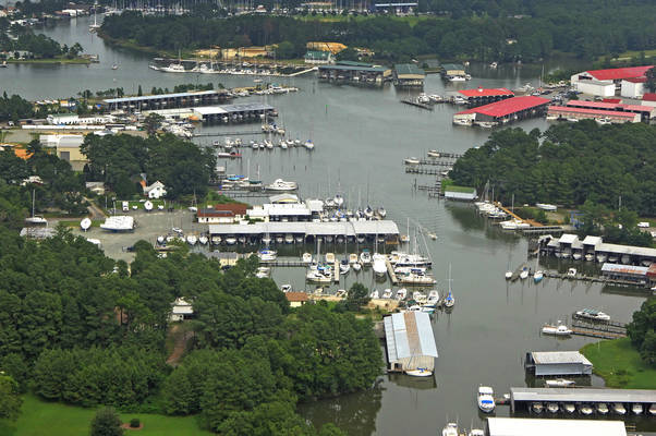 Norton's Yacht Sales and Marina