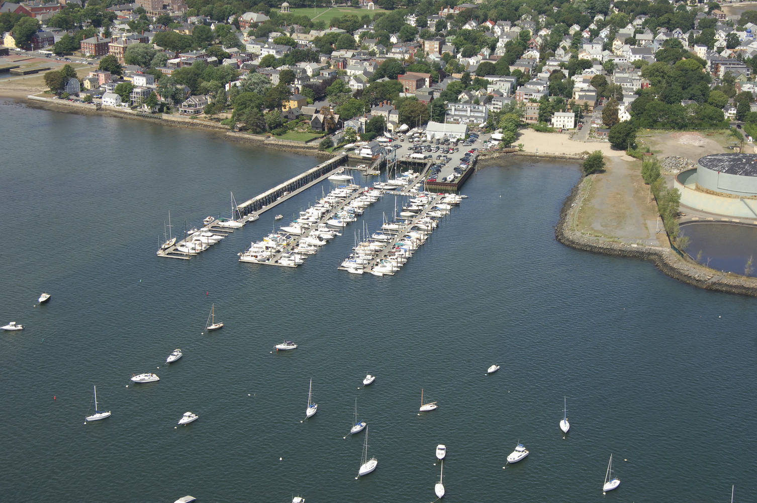 North Cove Yacht Harbor Restaurants
