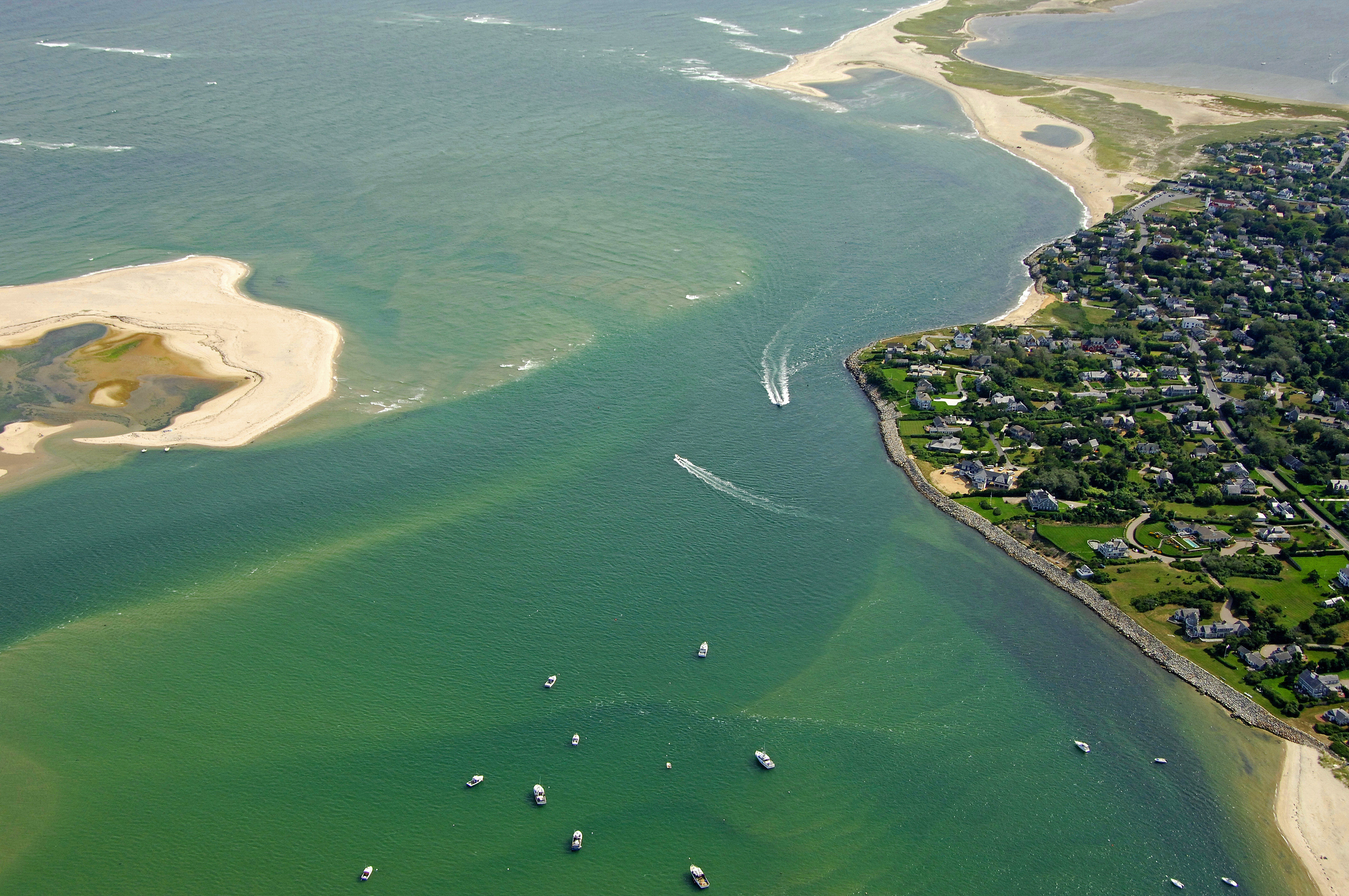Chatham harbor inlet in chatham ma united states inlet for The chatham
