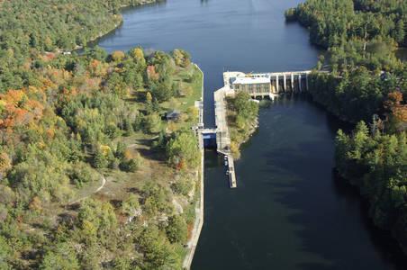 Trent Canal Lock 43