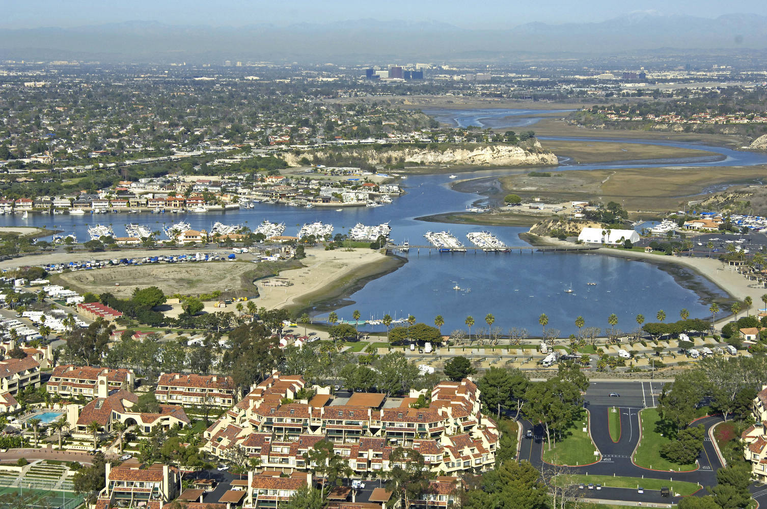 Dry Dock Newport Beach Ca