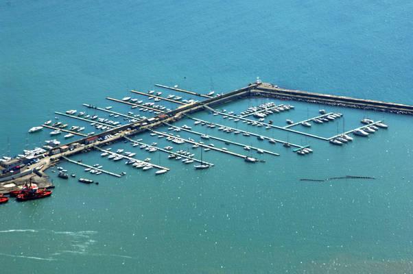 Salerno Porto Nuovo Marina