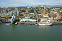 New Westminster City Dock