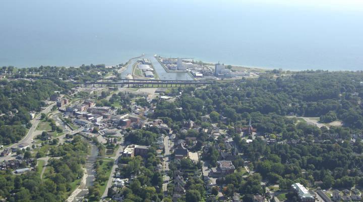 Port Hope Harbor