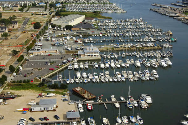 East Beach Marina and Bay Marine