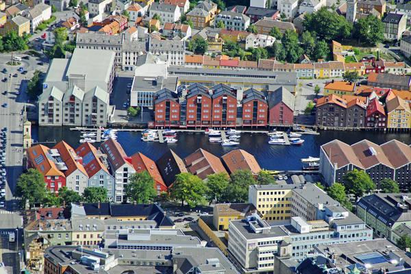 Trondheim Molenberg Marina