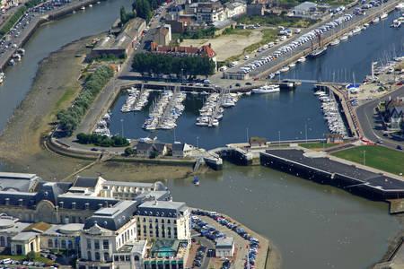 Deauville Yacht Basin Marina