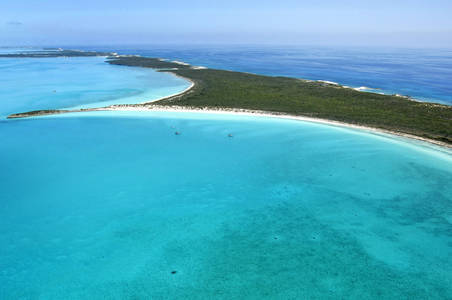 Great Guana Cay South Anchorage