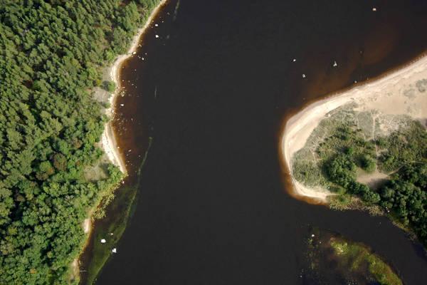 Aelvskaer Inlet