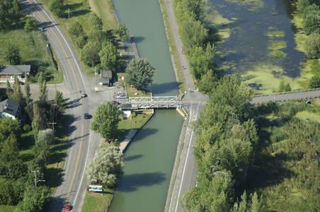 Pont Tournant Swing Bridge