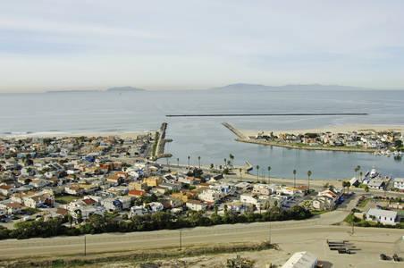 Channel Islands Harbor Inlet