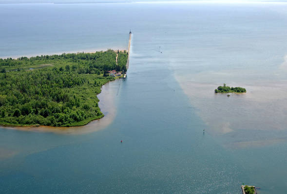 Portage Channel South Inlet