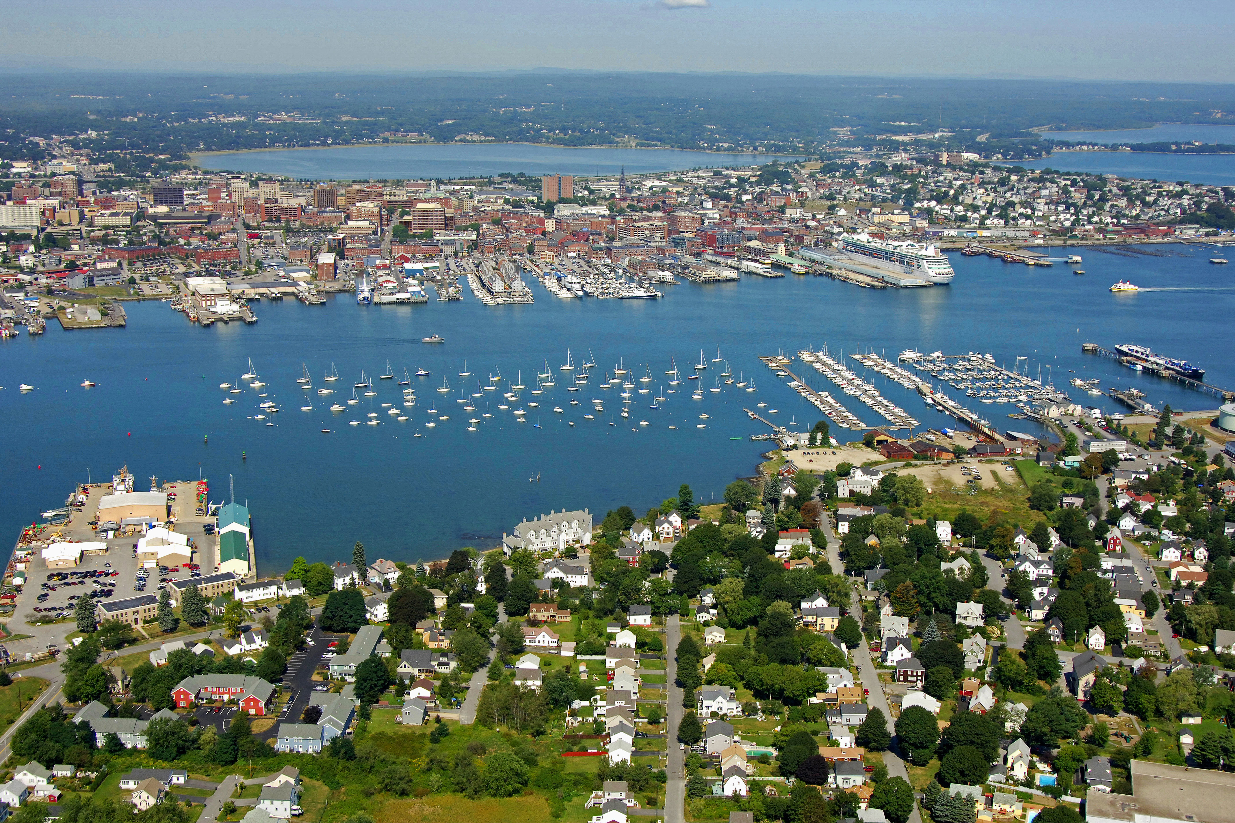 Diesel Gas Near Me >> South Portland Harbor in South Portland, ME, United States - harbor Reviews - Phone Number ...
