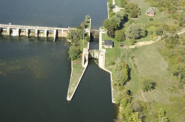 Trent River Lock 2