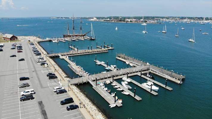 Sail Newport Sailing Center