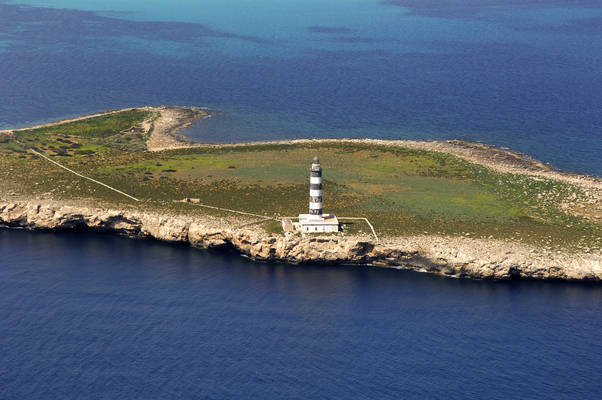 Isla Del Aire Light (Illa de S'Aire Light)