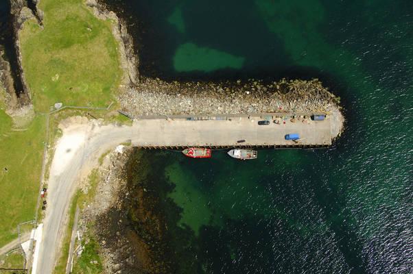 Ballyglass Pier