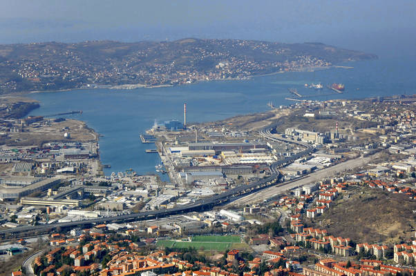 Port of Zona Industriale