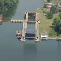 Cayuga Seneca Canal Lock 3