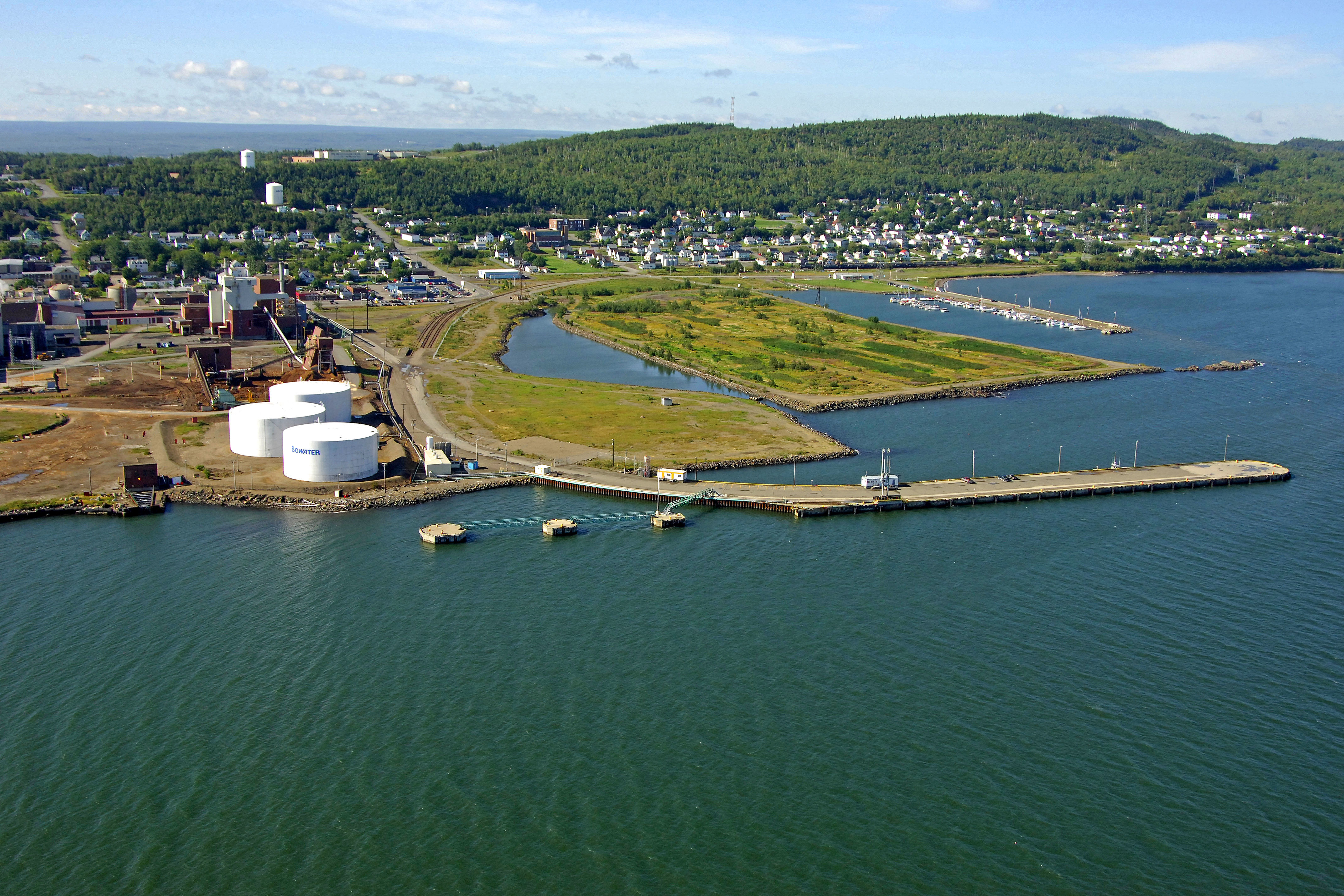 Dalhousie Harbor in Dalhousie, NB, Canada - harbor Reviews ...