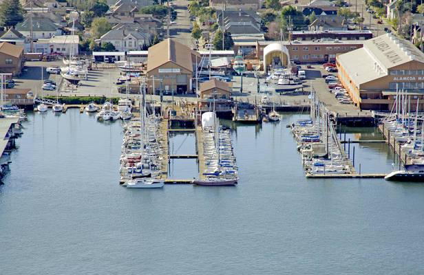 Island Yacht Club Alameda