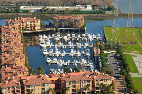 Bair Island Marina