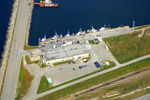 Eastern Quebec Seafoods Wharf