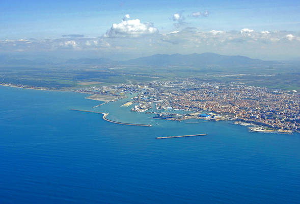 Livorno Harbor