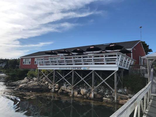 Coveside Restaurant & Marina