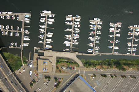 Marina at the Dock