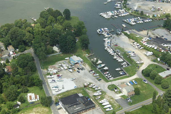 Holly Neck Marina