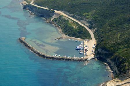 Agios Stefanos Avliotes Marina