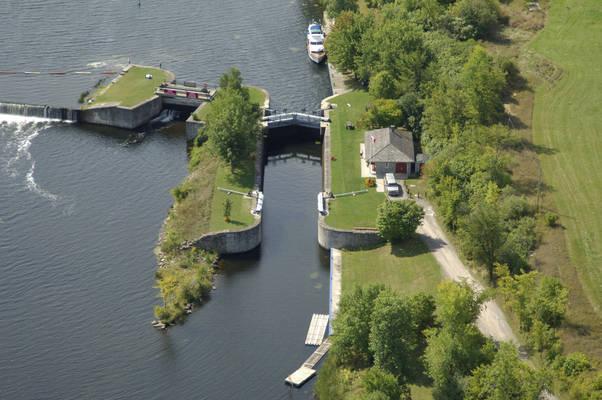 Rideau River Lock 20