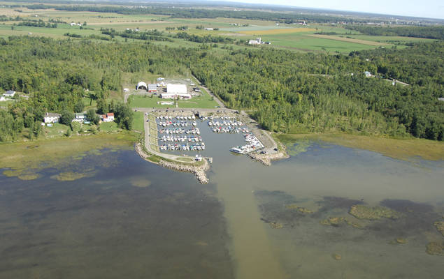 Yacht Club Pointe aux Anglais