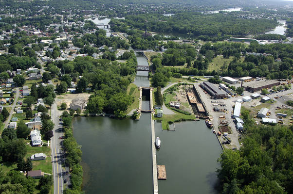 Erie Canal Lock 3