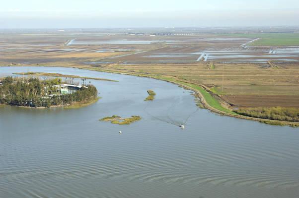 Mokelumne River Inlet