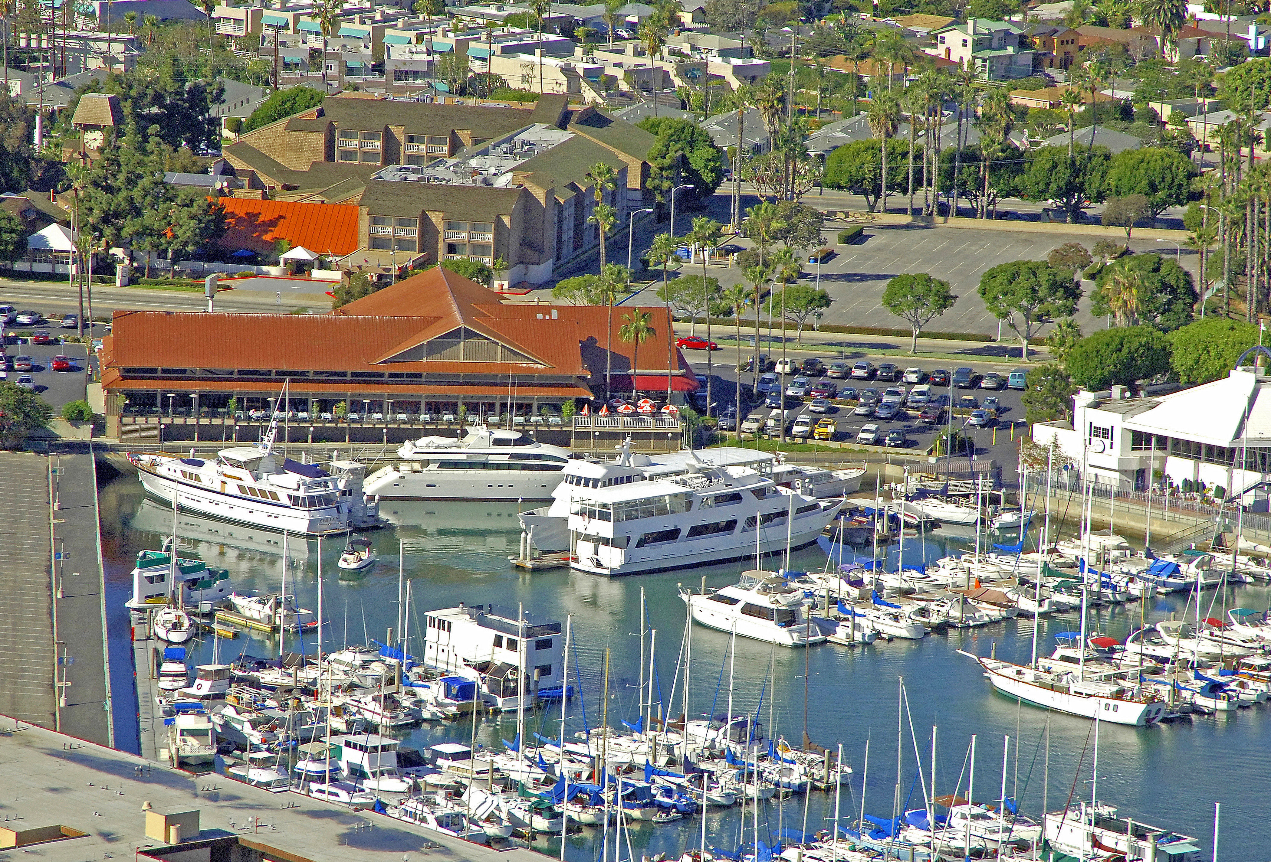 Fantasea Yacht Club In Marina Del Rey Ca United States Marina Reviews Phone Number Marinas Com