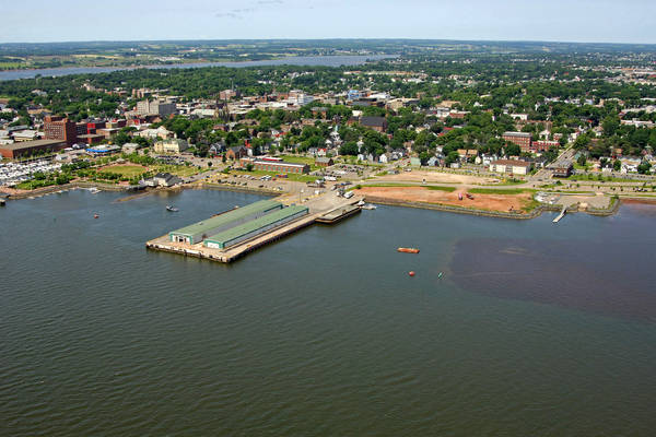 Port Of Charlottetown Harbor