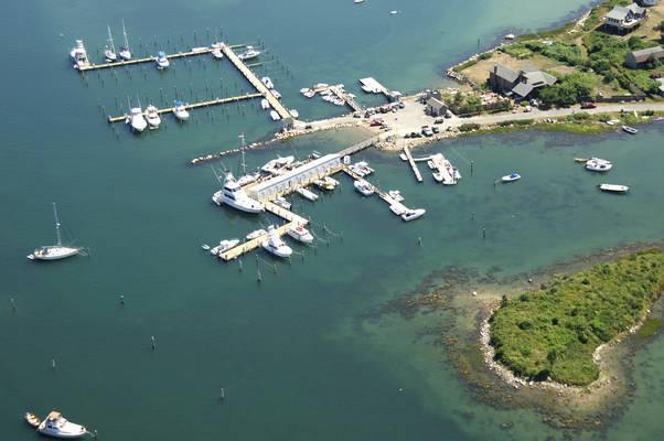 Cuttyhunk Fish Dock