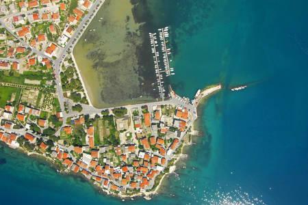 Stobrec Harbour