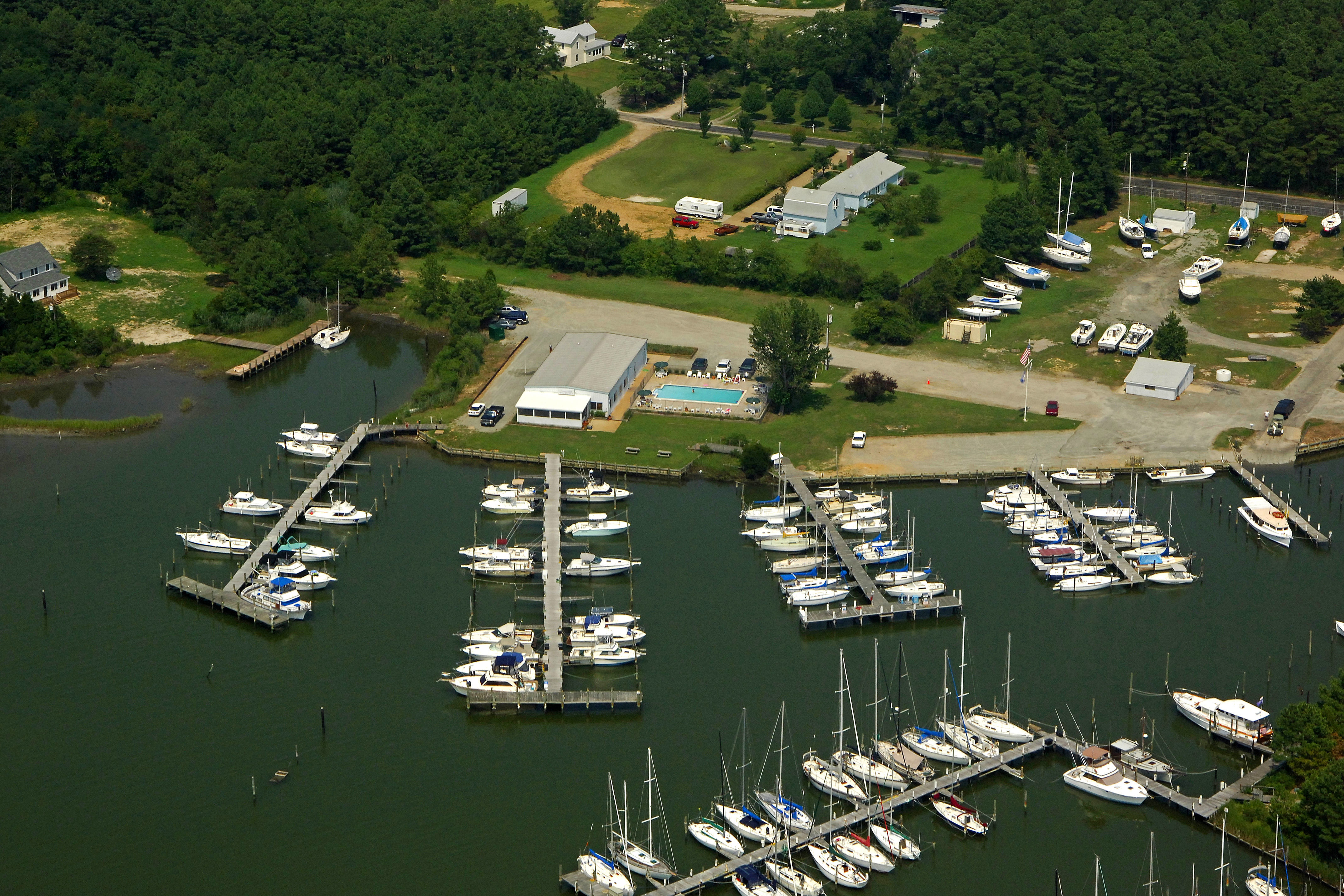 Non Ethanol Gas >> Crown Pointe Marina in Hayes, VA, United States - Marina ...
