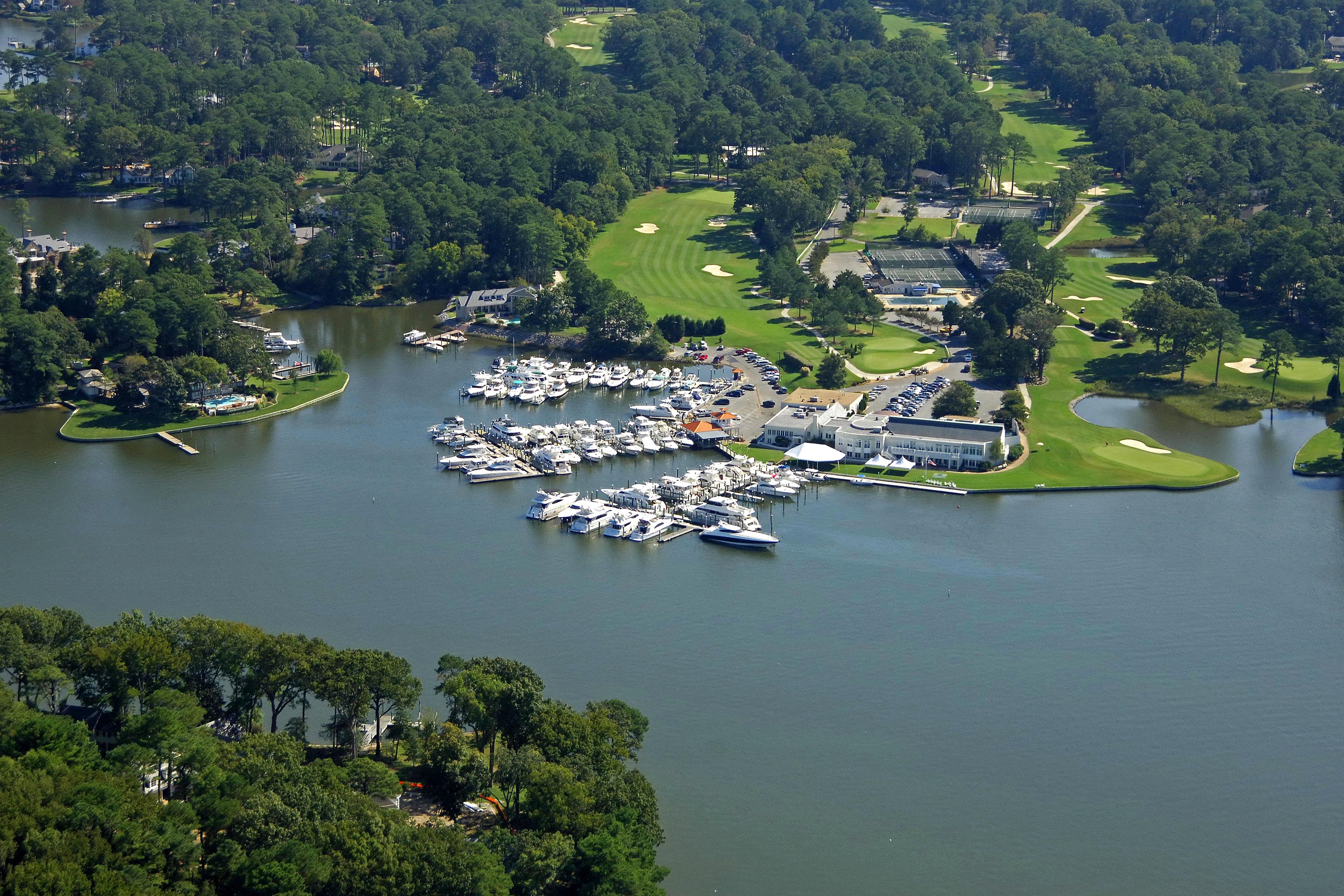 Cavalier Yacht And Country Club Virginia Beach