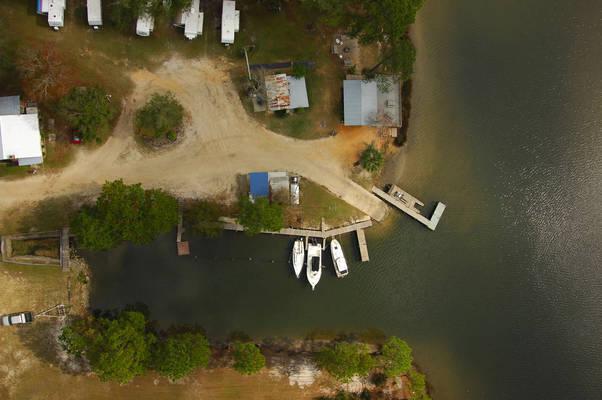 Cook Bayou Marina